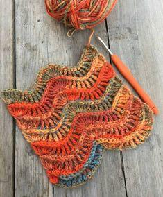 Good night wish photo Suhan - Womens Style Crochet Motifs, Crochet Blocks, Crochet Stitches Patterns, Tunisian Crochet, Baby Knitting Patterns, Crochet Shawl, Crochet Designs, Free Crochet, Stitch Patterns
