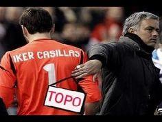 Iker Casillas: El chivato de la clase