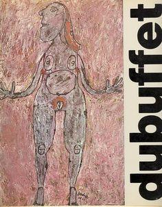 Jean Dubuffet. Milano,  Galleria Levi,  1972