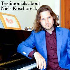 What clients say about Niels Koschoreck: http://nielskoschoreck.com/testimonials/