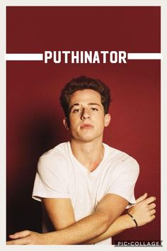 GIVE CREDIT IF REPOSTING @planetputh Charlie puth background #puthinator