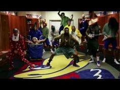 KU doin the Harlem Shake
