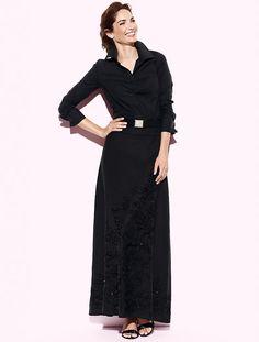 Talbots - Bead & Embroidery Hostess Skirt | Skirts | Woman