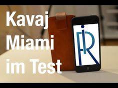 iPhone 5S / 5C Hülle-Kavaj Miami Cognac im Test - YouTube