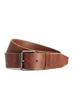 Small Leather Goods - Belts BP Studio
