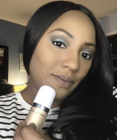 Using my @MarcJacobsbeauty liquid highlighter I received free from @influensters #coconutglow #contest