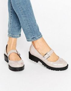 ASOS MENDOZA Flat Shoes
