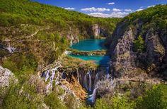 Plitvice Lakes. Photo: Aleksandar Gospic/Croatia tourism board. European national parks