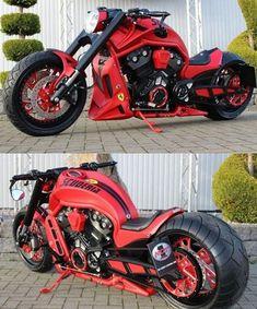 Harley Davidson Night Rod, Harley Davidson Dyna, Harley Davidson Tattoos, Classic Harley Davidson, Harley Davidson Motorcycles, Custom Choppers, Custom Harleys, Custom Motorcycles, Futuristic Motorcycle