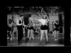 Rudy Vallee Sings And Ann Dvorak Tap Dances In Rehearsal