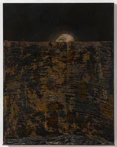 Nicola Samorì - 'Povero di Sole (Poor Sun)' - 2012, oil on copper, 90 x 70 x 8 cm