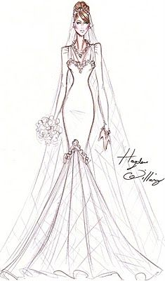 Hayden Williams Fashion Illustrations: January 2011