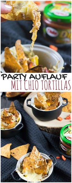 Party Auflauf mit Chio Tortillas #chio #tortillas