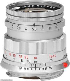 LEICA SUMMICRON 50mm f/2