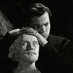orson welles by cecil beaton