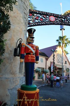 SeaWorld Orlando Christmas Celebration #SeaWorldChristmas
