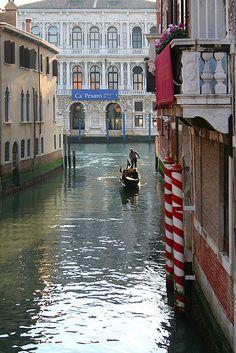 Ca Pesaro, Venice