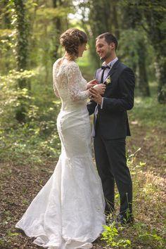 Ci sono momenti della vita in cui tutto deve essere assolutamente PERFETTO. Questi sono alcuni scatti del matrimonio di Camilla e Federico, celebrato il 18 giugno scorso, realizzati da #IlariaPedercini. Per noi è un vero onore che lo sposo abbia scelto di indossare un abito #BrianDales1955!