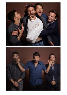 Supernatural #njcon2014 Fangirl - Supernatural - Conventions
