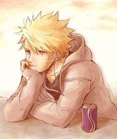 Naruto Uzumaki.... how cute is he?? ^___^