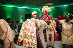 Glamorous Nigerian wedding in Texas by Rhphotoarts and A Conceal Affair.