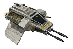 The Phantom was an attack shuttle that could dock to its mothership, the Ghost. The young rebel Ezra Bridger piloted it.