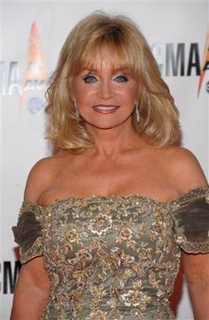 BARBARA ANN MANDRELL BORN: 12-25-1948 AMERICAN COUNTRY MUSIC SINGER
