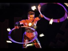 Spiral performs at the EJC Fire Gala 2012 in Lublin, Poland