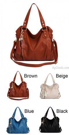 Fashion Elegant Tassel Handbag  amp  Shoulder Bag for big sale !  handbag   retro 8097049892e19