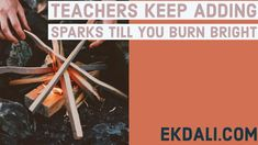 Teachers Keep Adding Sparks Till You Burn Bright Book Reviews For Kids, Charts For Kids, Primary School, Wall Design, Childrens Books, Kids Toys, Burns, Teacher, Bright