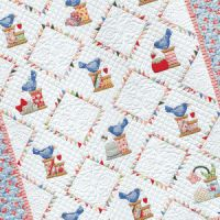 Spoolie Bird Block of the Month – Lake House Colorway [Spoolie_LH] - No Sign Up Fees : Quilter's Apprentice , Let's Get Creative!