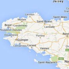 Kleine, eenvoudige campings in Bretagne More