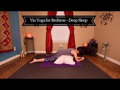 Yin Yoga for the Lower Back {40 mins} Healthy Back Movement (Lucy special) - YouTube