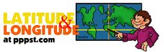 Latitude and Longitude - Map Skills - Geography - FREE powerpoints, Free Games & Interactives for Kids