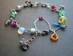 Confidence Bracelet | Etsy, dorijenn  I want to buy like 70% of her shop, I love her style so much!