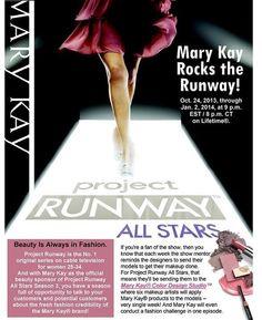 Mary Kay rocks the Runway!