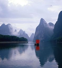 Li River, Yangshuo, China