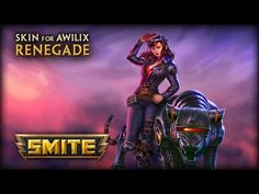 Renegade Awilix | New in SMITE: The Rising Dawn