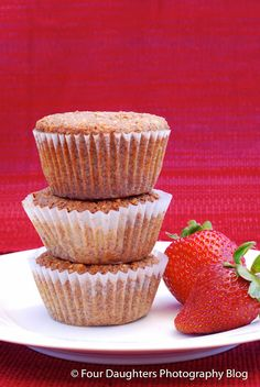Four Daughters Photography » Blog »   Professional Portraiture and Wedding Photography.  Central Oregon and Destinations Worldwide.  Food Photography.  Flax Almond Spice Muffins.  Gluten Free.