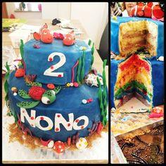 FindetNemo - Finding Nemo Cake
