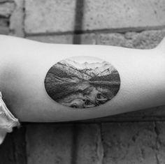 landscape-tattoo-design-5.jpg (595×593)