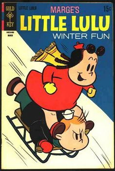 little lulu winter fun