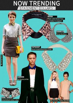 Statement Collars are a Hot Fall Trend | Raymond Lee Jewelers Blog
