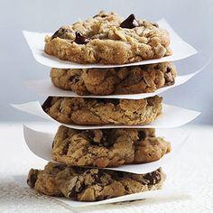 Presidential Cookie Recipes-Laura Bush's Texas Cowboy Cookies sound yummy!