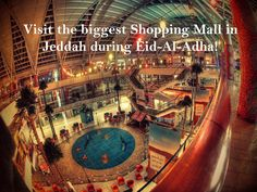 If you are looking for the biggest shopping mall in Saudi Arabia during Eid-Al-Adha. then you definitely need to visit at the Red Sea Mall today and obtain the benefit of various discounted offers and sales.  For more info: https://www.redseamall.com/shopping