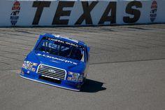 .@TylerReddick picks up Texas pole for tonight's NASCAR Trucks race http://wp.me/p36IVn-2vGK