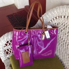 "Selling this ""A violet summer bag from Nine WestNO TRADES"" in my Poshmark closet! My username is: barrantes. #shopmycloset #poshmark #fashion #shopping #style #forsale #Nine West #Handbags"