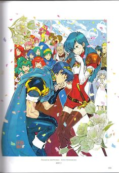 Marth - The Fire Emblem Wiki - Shadow Dragon, Radiant Dawn, Path of Radiance, and Character Concept, Character Art, Concept Art, Character Design, Fire Emblem Marth, Fire Emblem Games, Fire Emblem Awakening, Fire Emblem Shadow Dragon, We Heart It