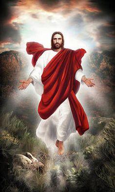 Jesus Wallpaper, Jesus Christ Lds, God Jesus, Image Jesus, Jesus Drawings, Pictures Of Jesus Christ, Jesus Painting, Cross Paintings, Paintings Of Christ