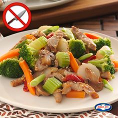 Bring bell peppers & broccoli together in this sensational Sesame Pork Stir-Fry. And relax—Recipe Ready has done the prep work!